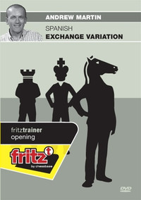 Ruy Lopez: The Spanish Exchange Variation - Chess Opening Software on DVD