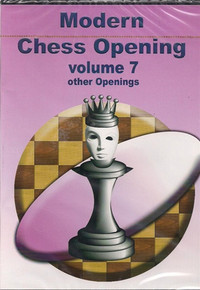 Modern Chess Openings, Vol. 7: Other Openings - Software on CD
