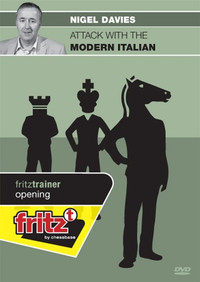 Attack with the Modern Italian, Chess Opening DVD
