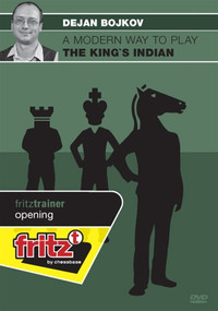 A Modern Way to Play the King's Indian - Chess Opening Software on DVD