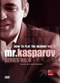 Garry Kasparov: How to Play the Najdorf (Vol. 3) - Chess Opening Software Download