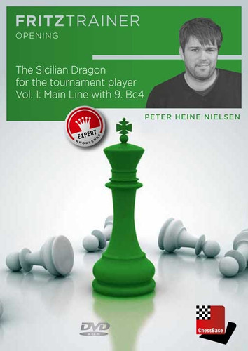 The Sicilian Dragon for the Tournament Player, Vol. 1: Main Line with 9.Bc4