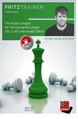 The Sicilian Dragon for the Tournament Player, Vol. 2: All Lines Except 9.Bc4