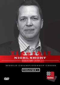 Nigel Short's Greatest Hits, Part 1 - Chess Biography Software DVD