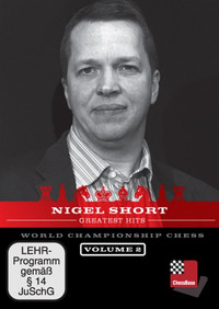 Nigel Short's Greatest Hits, Part 2 - Chess Biography Software DVD