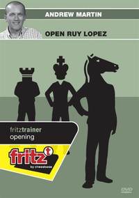 The Open Ruy Lopez - Chess Opening Software Download