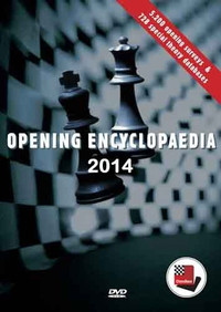 ChessBase Opening Encyclopedia 2014 Chess DVD
