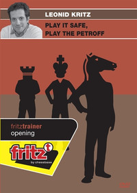 Play it Safe, Play the Petroff Chess Opening Software DVD