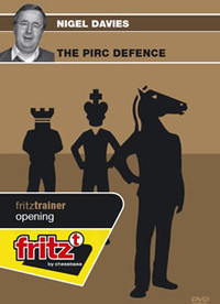 The Pirc Defense DVD