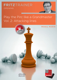 Play the Pirc like a Grandmaster Vol. 2: Attacking lines DVD