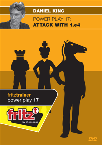 Power Play 17: Attack with 1.e4 - Chess Software