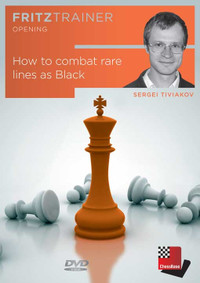 How to Combat Rare Lines as Black Chess DVD