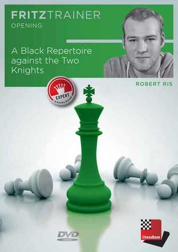 A Black Repertoire against the Two Knights New Generation Fritz Chess Trainer