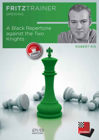 A Black Repertoire in the Two Knights - Chess Opening Trainer on DVD