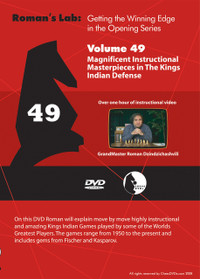 Roman's Labs: Vol. 49, Getting the Winning Edge in the Openings Series - Magnificent Instructional Masterpieces in the King's Indian Defense Download