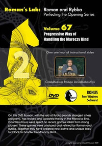 Roman's Labs: Vol. 67, Mastering Chess Series - Progressive Way of Handling the Maroczy Bind Download