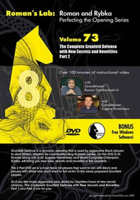 Roman's Labs: Vol. 73, Mastering Chess Series -The Complete Grunfeld Defense Part 2 Download