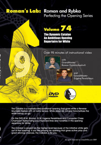 Roman's Labs: Vol. 74, The Dynamic Catalan An Ambitious Opening Download