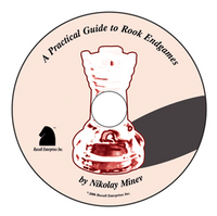 A Practical Guide to Rook Endgames Chess Book and CD