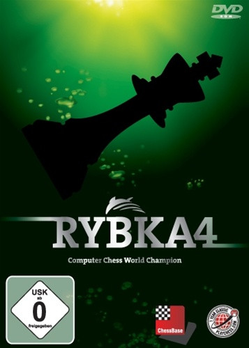Rybka 4 Chess Playing Software Program