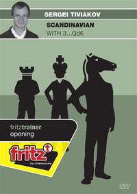 The Scandinavian Defense with 3...Qd6 - Chess Opening Software on DVD