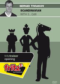 Scandinavian with 3...Qd6 Chess Software Download