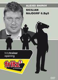 Alexei Shirov: Sicilian Najdorf with 6.Bg5 Download