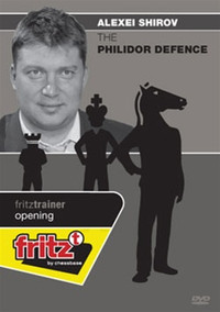 Alexei Shirov: The Philidor Defense - Chess Opening Trainer on DVD