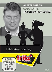 Alexei Shirov: Guide to the Tkachiev Ruy Lopez Download