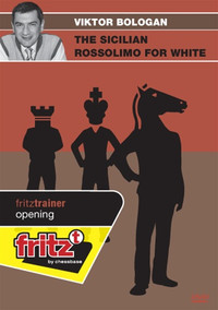 Viktor Bologan: The Sicilian Rossolimo for White DVD