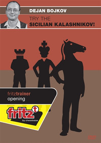 Try the Sicilian Kalashnikov, Chess Opening Software