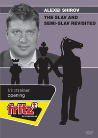 Alexei Shirov: My Best Games in the Slav and Semi-Slav Revisited - Chess Opening Software on DVD
