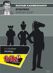 Strategy - Step by Step DVD