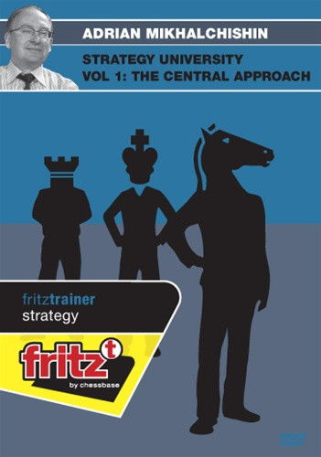 Strategy University, Vol. 1: The Central Approach DVD