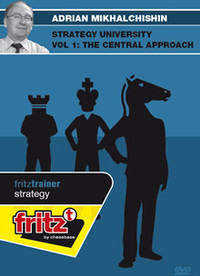 Strategy University, Vol. 1: The Central Approach Download