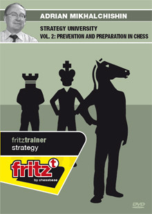 Strategy University, Vol. 2: Prevention and Preparation in Chess Download