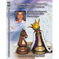 Susan Polgar: Learning Chess the Easy Way - Chess for Absolute Beginners DVD