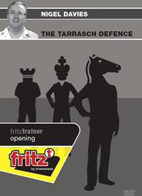 The Tarrasch Defense DVD