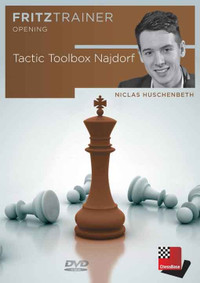 Tactic Toolbox: The Najdorf Sicilian - Chess Opening Software on DVD