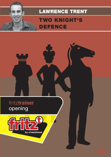 The Two Knight's Defense - Chess Opening Software on DVD