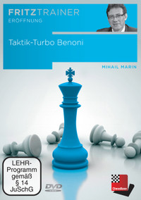 Tactic Toolbox: The Benoni Defense - Chess Opening Software on DVD