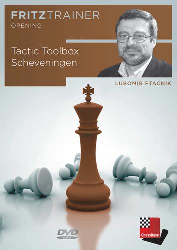 Tactic Toolbox: Scheveningen Variation - Chess Opening Software Download