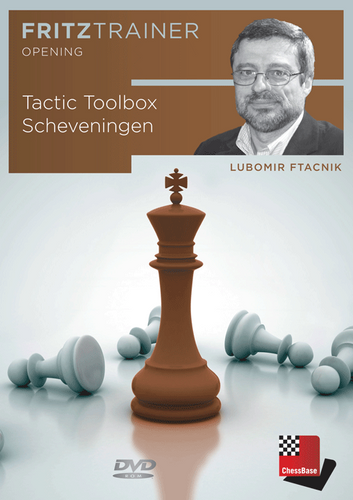 Tactic Toolbox: Scheveningen Variation - Chess Opening Software on DVD