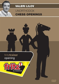 Unorthodox Chess Openings - Chess Training Software on DVD