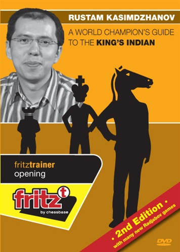 A World Champion's Guide to the King's Indian Defense (2nd Ed) - Chess Opening Software on DVD