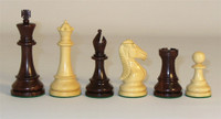 Villach Chess Set-Rosewood and Boxwood