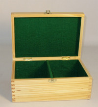 Pine Chess Box Large
