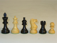 Emperor Chess Set - Chess Pieces and Matching Chess Board