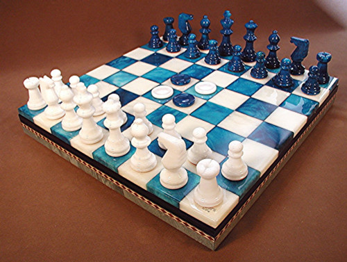 unique, decorative and collectible chess sets