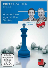 A Repertoire Against the Sicilian DVD